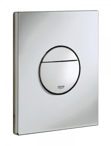 Spülkasten-Abdeckplatte Grohe Nova Cosmopolitan chrom matt - 38765P00