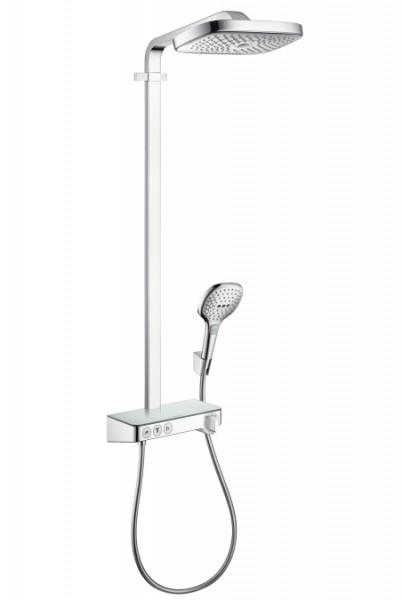 Duschsystem Hansgrohe Raindance Select E 300 3jet ShowerTablet Showerpipe - 27127000