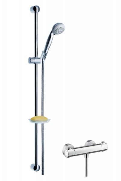 Duschset Hansgrohe Croma mit Thermostatmischer - 27063000