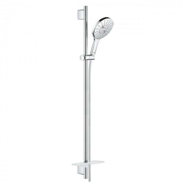 Brausestangenset 90 cm Grohe Rainshower SmartActive 150 mit 3 Strahlarten, cromo - 26593000