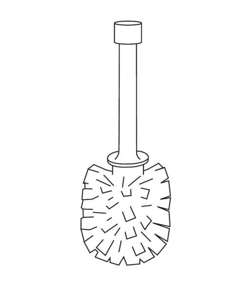Ersatz-Bürstenkopf für Bürstengarnitur Inda - RV0140001