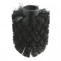Bürstenkopf schwarz für Bürstengarnitur Grohe Essentials und Essentials Cube - 40791KS1