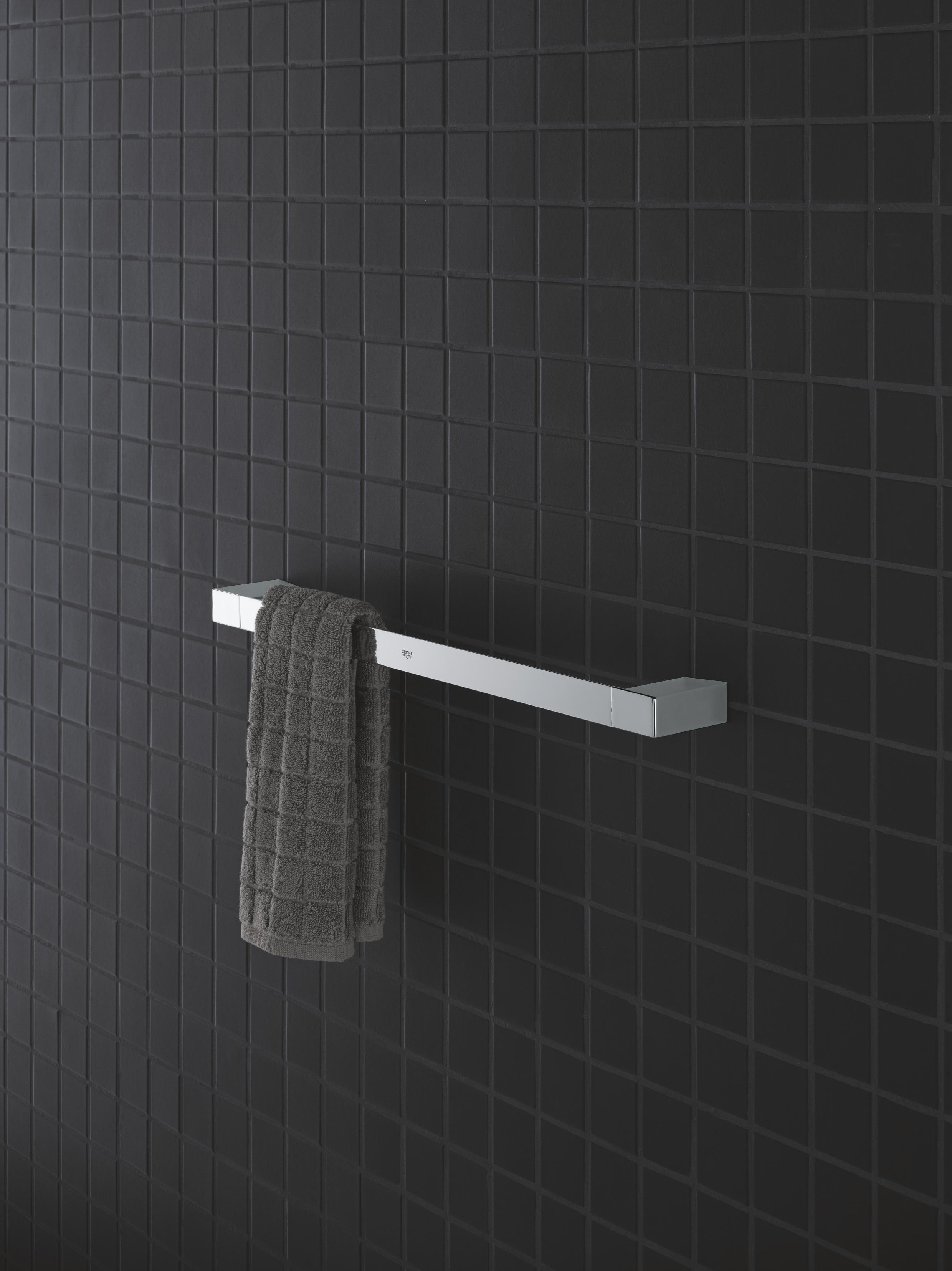 Handtuchhalter Grohe Selection Cube 50 cm Ausführung chrom