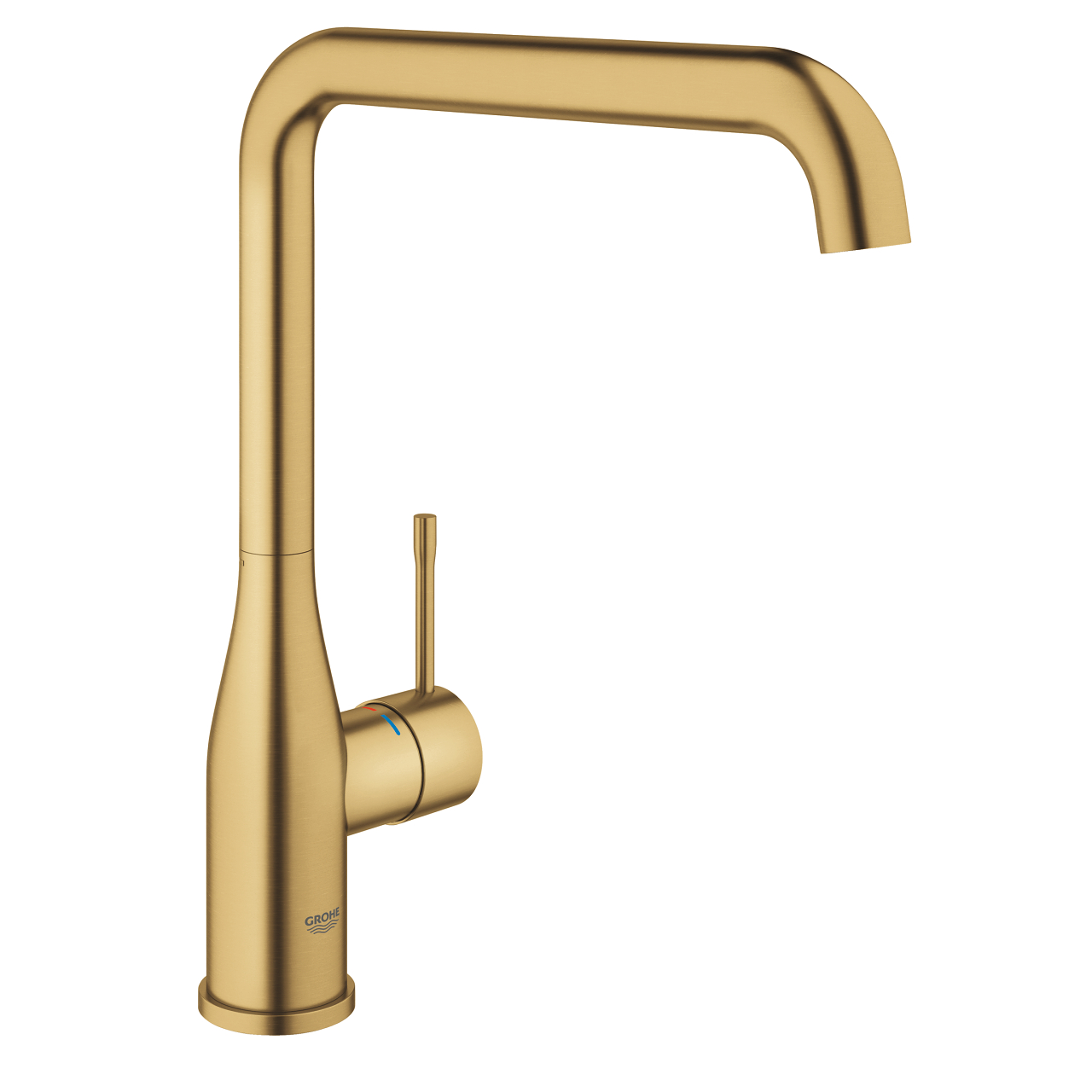 Grohe 30269gn0 Kuchenarmatur Essence Farbe Brushed Cool Sunrise Gold