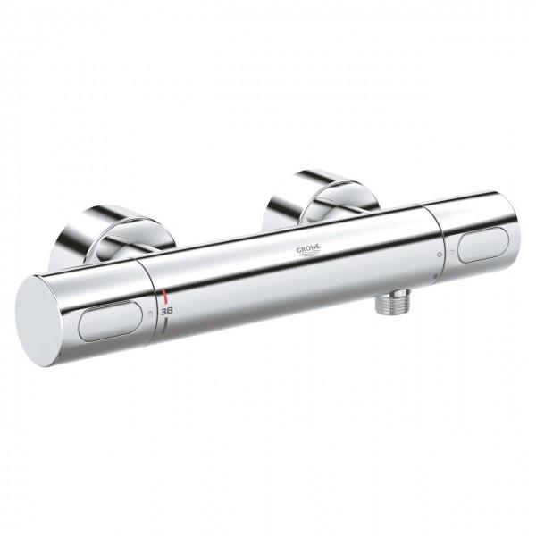 Thermostatmischer Grohe Grohtherm 3000 Cosmopolitan fuer Dusche,  Ausfuehrung chrom - 34274000