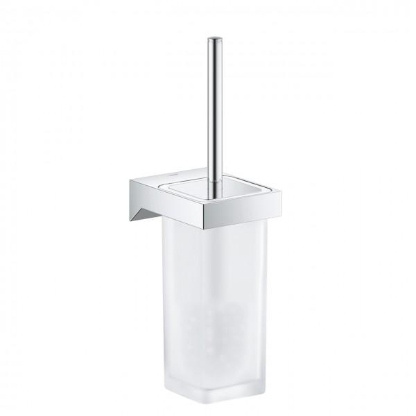 Beliebt Grohe Selection Cube WC-Bürstengarnitur 40857000 | Online Verkauf ZM35