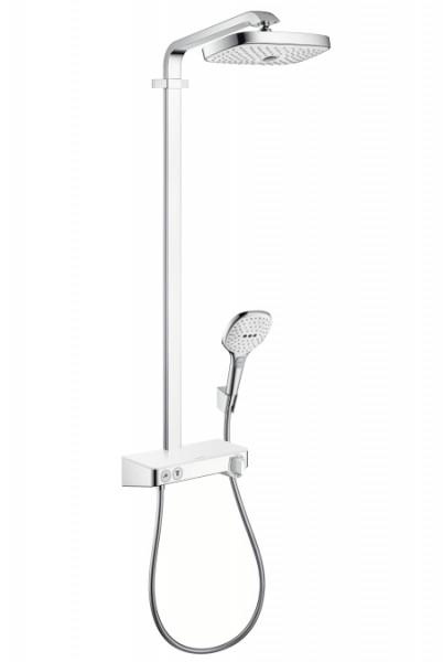 Duschsystem Hansgrohe Raindance Select E 300 2jet ShowerTablet Showerpipe - 27126400