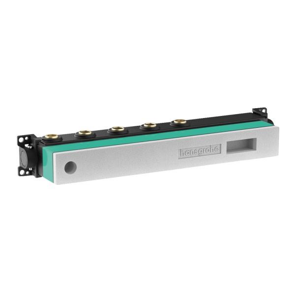 Hansgrohe RainSelect Einbaukörper für Thermostatmischer, 3 Verbraucher - 15311180