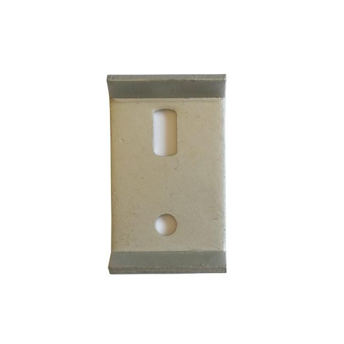 Montageplatte Inda 25x40 mm - R38150