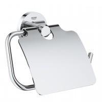 Grohe Essentials Papierrollenhalter mit Deckel, Ausführung chrom - 40367001