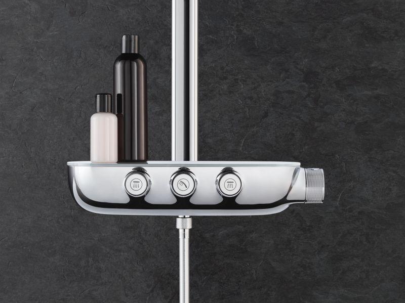 colonna doccia grohe rainshower system smartcontrol 360 duo 26250000 26250 ebay. Black Bedroom Furniture Sets. Home Design Ideas